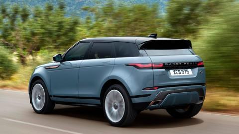 Range Rover Evoque 2019 (dinámica)