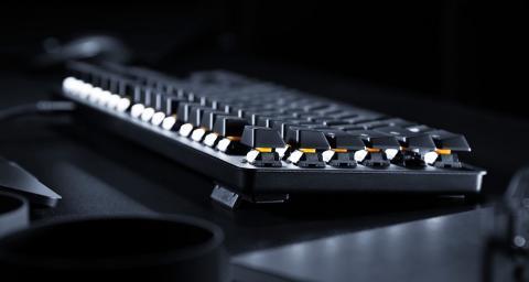 Razer BlackWidow Lite, el teclado gaming mecánico silencioso