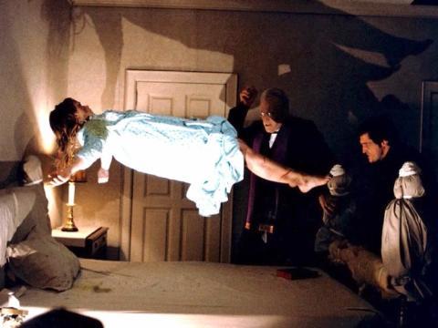 """[RE] """"El exorcista"""" estuvo rodeada de infortunio durante su rodaje"""