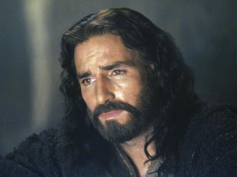 "[RE] Jim Caviezel interpreta a Jesucristo en ""La pasión de Cristo"""