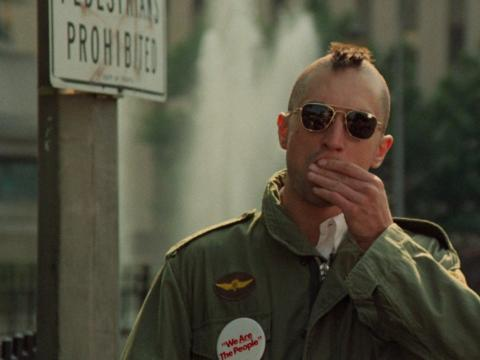 [RE] Taxi Driver