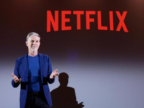 Reed Hastings, CEO de Netflix, escoge el salón de su casa en Santa Cruz [RE]