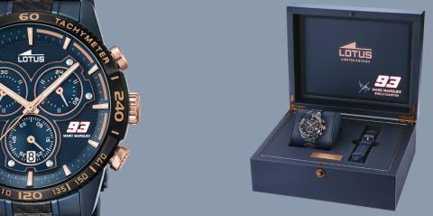 Reloj Lotus de Marc Márquez