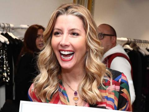 Sara Blakely, CEO of Spanx, said she does her best thinking in her car on the commute to work. She even wakes up an hour early to get more commuting time, she said.