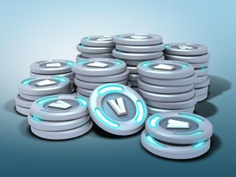 Scammers targeted players of Fortnite with fake virtual V-bucks, the game's currency.