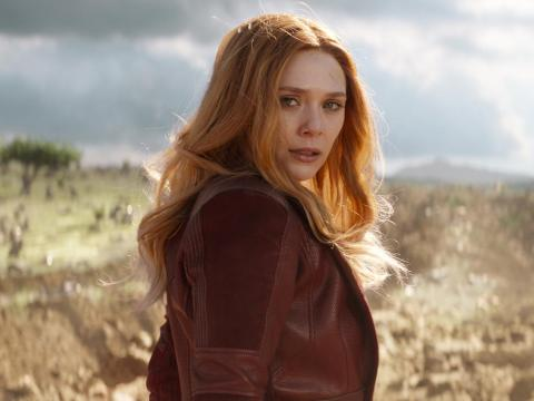 Scarlet Witch has been in multiple films.