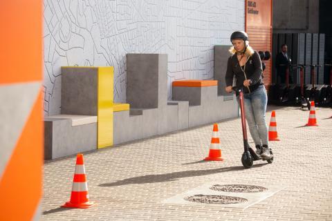 eXS powered by Segway, el patinete eléctrico de SEAT ya es una realidad