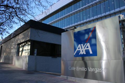 Sede de Axa en Madrid