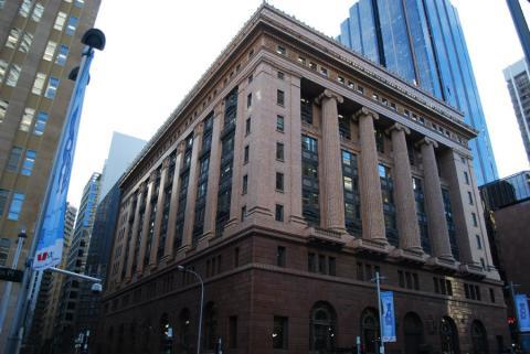 Sede del Commonwealth Bank of Australia en Sidney