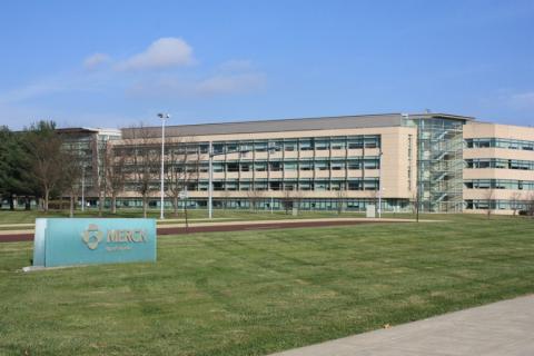 Sede de Merck en Montgomery (EE.UU.)