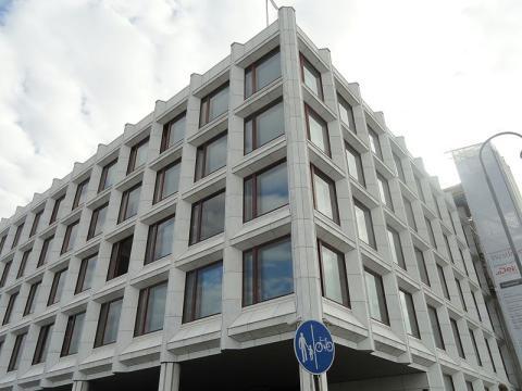 Sede de Stora Enso en Helsinki (Finlandia)