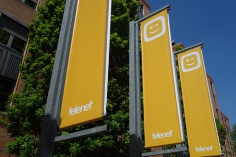 Sede de Telenet en Bruselas