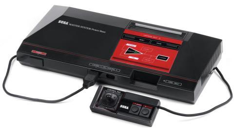 Sega Master System, una de las consolas de la vida de todo gamer