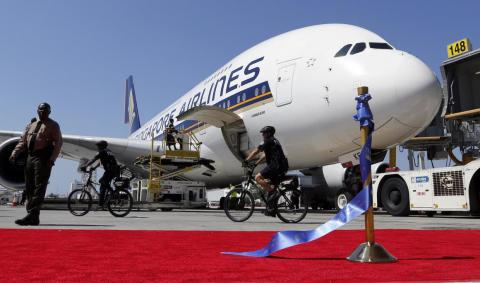 17. Singapore Airlines