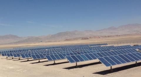 Solarpack Calama