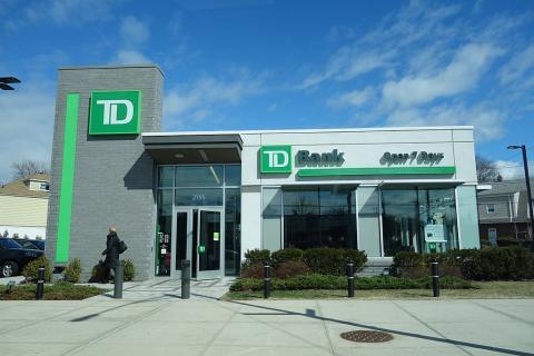 Sucursal de TD Bank en Brooklyn (EE.UU.)