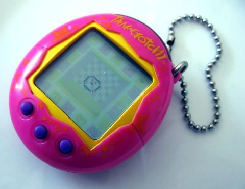 Tamagotchi, el juguete favorito de los niños a mediados de los 90
