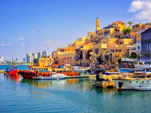 Tel Aviv is a great romantic destination all year round.