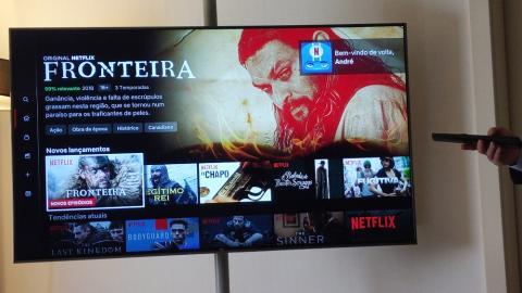 El Madrid Marriott Auditorium incorpora Netflix en sus habitaciones.