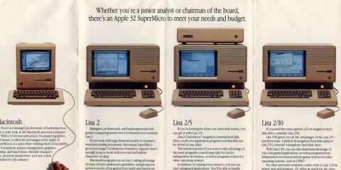 Estos viejos anuncios de Apple muestran lo similares - y diferentes - que eran la empresa y sus productos hace unos años
