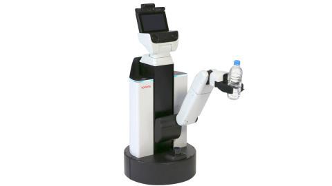 Robot asistencia humanos