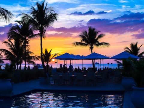 Turks and Caicos is the place for luxury and natural beauty.