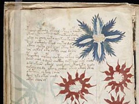 Una ilustración floral aparece en la página 32.