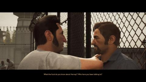 """A Way Out"" (PlayStation 4, Xbox One, PC)"