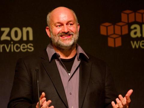 25. Werner Vogels, CTO de Amazon
