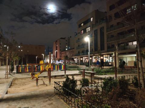 Foto de noche con la cámara del Xiaomi Mi 8 Pro