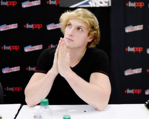 10. Logan Paul — $14.5 million