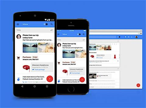 Inbox by Gmail was intended to be a new take on email, aimed at making it more efficient and organized.