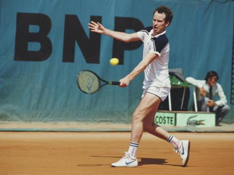 12 —John McEnroe: In the Realm of Perfection