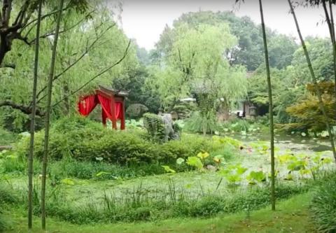 13. Longjing Manor, China