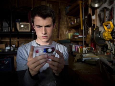 """13 Reasons Why"" was the most-watched Netflix show of 2018."