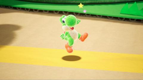 "13. ""Yoshi's Crafted World"""