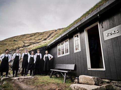16. Koks, Denmark (Faroe Islands)