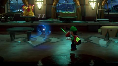 """30. """"Luigi's Mansion 3"""""""