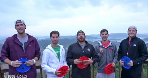 3. Dude Perfect — $20 million