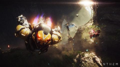 """The huge new game from the folks behind the """"Mass Effect"""" franchise, named """"Anthem,"""" was the biggest video game flop in years."""
