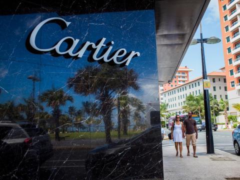 7. Richemont — Cartier, Chloé, Net-a-Porter