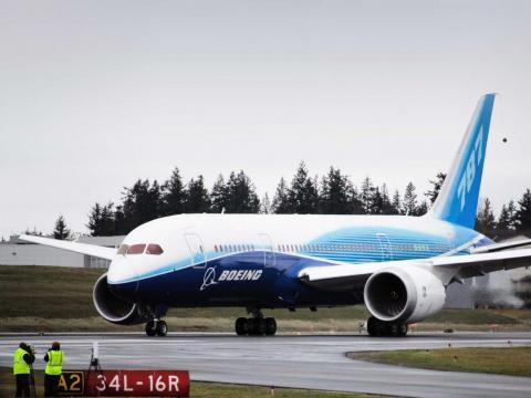 The 787-8 is the smallest of the three Dreamliner variants and carries a list price of $239 million.
