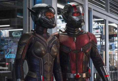 "14. ""Ant-Man and the Wasp"" (2018)"