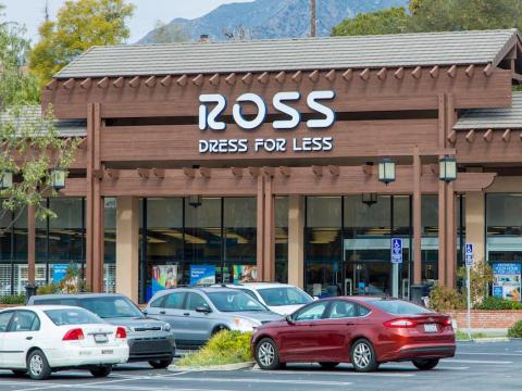 8. Ross Stores