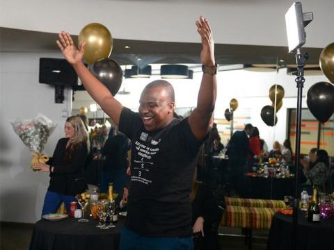"8. Tshireletso ""TY"" Hlangwane, 26, artist management for musicians: $25,000 a year"