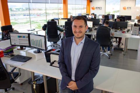 Alfonso Tomás, CEO y cofundador de PC Compontentes