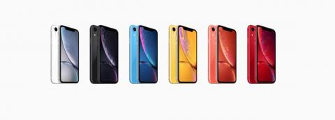 Apple seems to be having particular trouble selling its new iPhone XR devices.