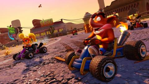 Are you ready for more Crash Bandicoot?
