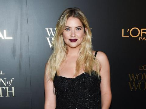 Ashley Benson en 2017 [RE]