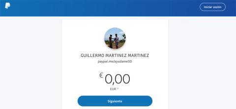 Ayúdame 3D crowdfunding